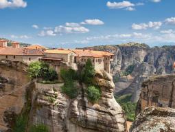 Путешествие в Греческие Метеоры всей семьей