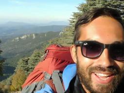 Пешком по горам в Турции