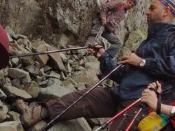 Треккинг в Качкарских горах, пешком по горам в Турции