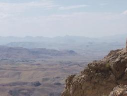 В горах Восточной Турции над Баязетом и крепостью Урарту