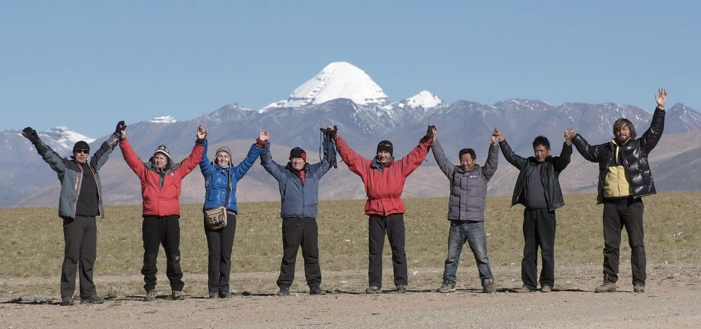 Путешествие к Кайласу через Пекин и Лхасу