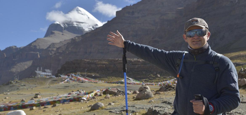 Паломничество к горе Кайлас в Тибете