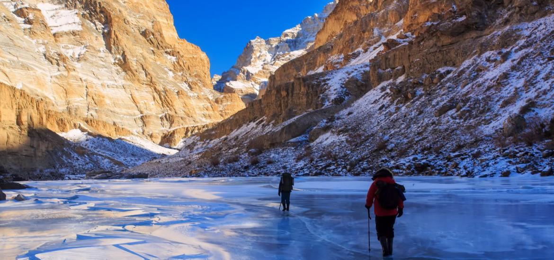Ладакх: каньон Чадар и Испытание Холодом