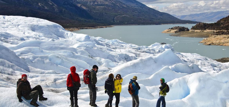 Приключение в Аргентине: в кошках по леднику Перито-Морено