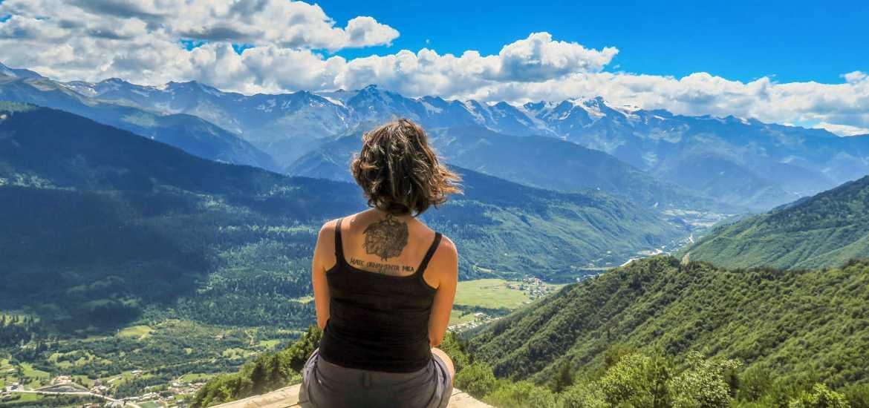 Тур в Абхазию, горы и море