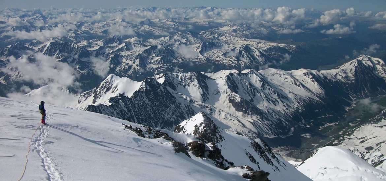 Тур на Алтай: Актру и альпинизм на Алтае