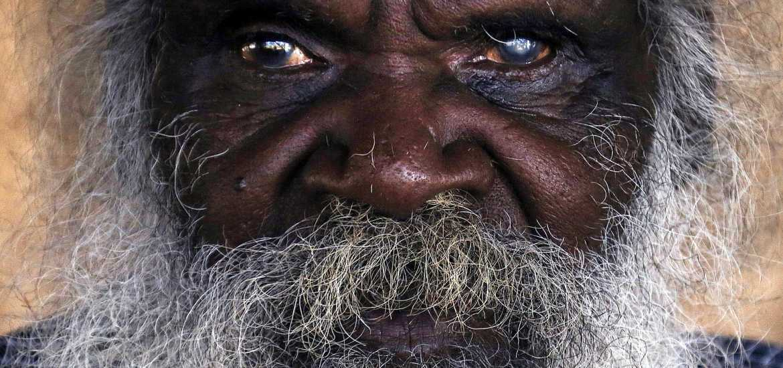 Тур в Австралию. Абориген-австралиец.
