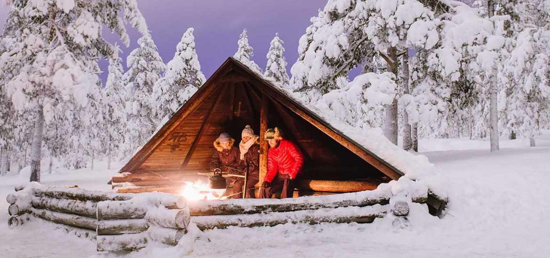 Тур в Финляндию: Приключения за Полярным кругом