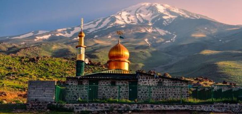 Гусфахан Сара, стартовый лагерь на 2700 м