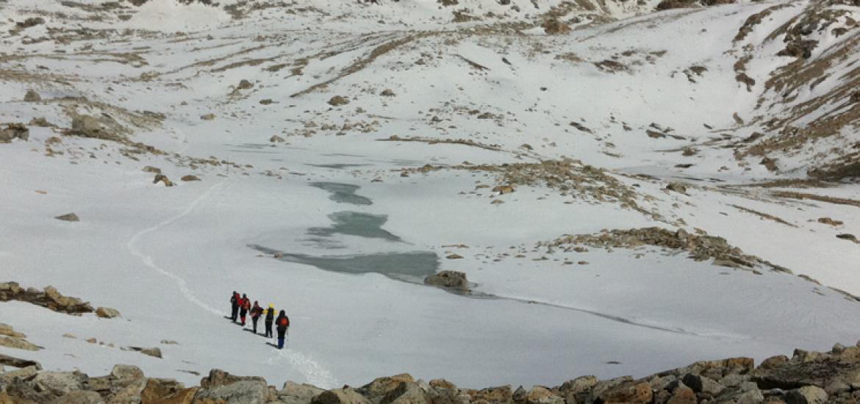 Тур в Непал: Ключ в долину Ролвалинга