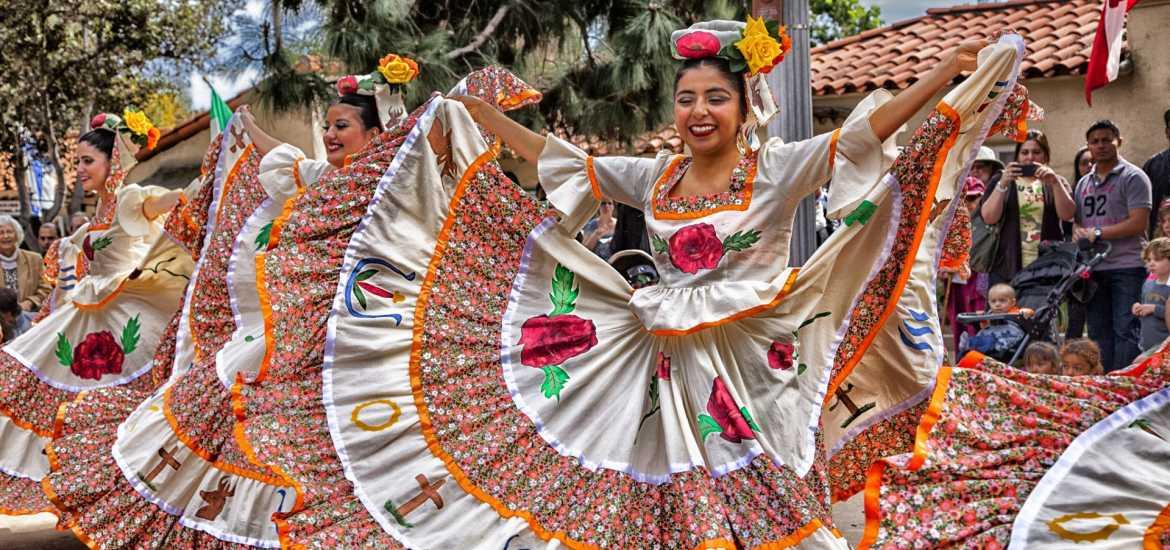 Традиционные мексиканские танцы
