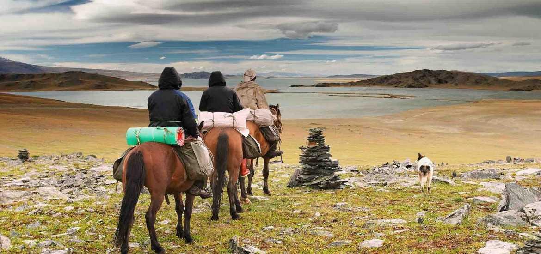 Тур в Монголию: По диким степям Забайкалья