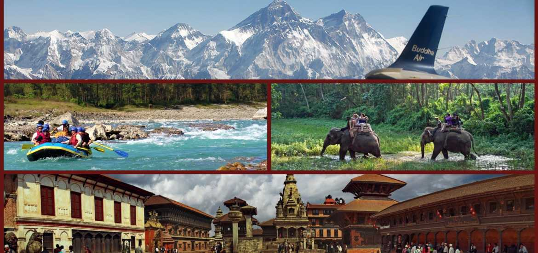 Тур в Непал: Первый раз в Гималаях