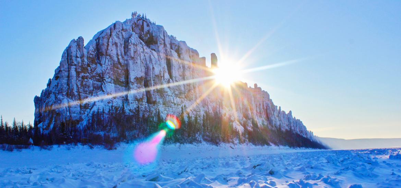 Тур в Якутию: Ленские и Синские столбы, Полюс Холода