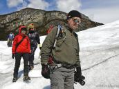 На леднике Перито Морено. тур в Патагонию