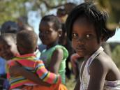 Африканская деревня