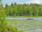 """тур в Финляндию, """"Беличья Тропа"""""""