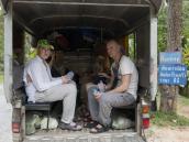 Тук-тук! Кто там? :) Фото из тура в Бирму (Мьянму) и Таиланд автор Иван Прилежаев (с)