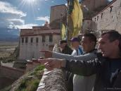 паломничество в Тибет, акклиматизация в Гьянтце