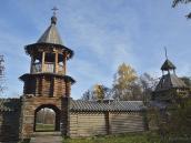 Казачий острог в Мильково