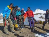 Тренировка движения в связках. Треккинг в Непале, тур в Непал, Непал отдых, путешествие в Гималаи