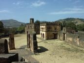 Замки Гондара.
