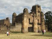 Европейское влияние на архитектуру в Эфиопии.