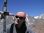 Фото из тура в Аргентину в 2006 году. Владимир Хуторовский на маршруте
