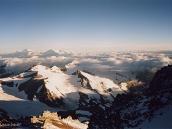 Фото из тура в Аргентину в 2006 году. Панорама Анд