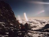 Фото из тура в Аргентину в 2006 году. Выше облаков
