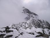Фото из тура в Аргентину в 2006 году. Вершинный гребень Аконкагуа