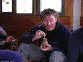 Фото из тура в Аргентину в 2006 году. Питье Матэ - старинная аргентинская традиция