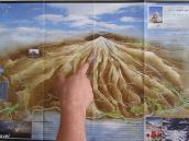 Фото из тура в Иран в 2011 году. Самый большой вулкан в Азии, гора Демавенд.