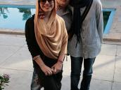 Фото из тура в Иран в 2011 году. Местные красотки, парк Хафиза и место для заведения романтических знакомств, Шираз.