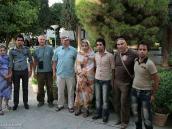 Фото из тура в Иран в 2011 году. Ну, вот и познакомились!