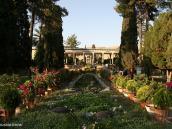 Фото из тура в Иран в 2011 году. Парки Шираза.