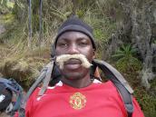 """Фото из тура в Танзанию в 2008 году. """"У Вас ус отклеился!.."""""""