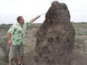 Фото из тура в Танзанию в 2008 году. Термиты, выходите!