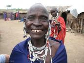 Фото из тура в Танзанию в 2008 году. - Когда-то я была любимой женой Вождя!