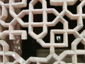 Фото из тура в Индию в 2005 году. Дели, гробница Гамаюна.