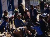 Фото из тура в Непал в 2004 году. В деревне Пхакдинг.