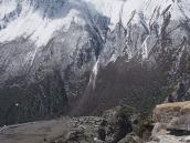Фото из тура в Непал в 2011 году. Вид на село Кхангсар у подножия Гангапурны
