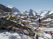 Фото из тура в Непал в 2011 году. На перевале Торунг-ла (5416 м)