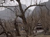 Фото из тура в Непал в 2011 году. Муктинатх, главный храм