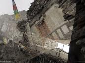 Фото из тура в Непал в 2011 году. Средневековые строения в Кагбени