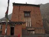 Фото из тура в Непал в 2011 году. Буддистский храм в Кагбени