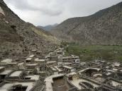Фото из тура в Непал в 2011 году. Монастырь в деревне Марфа