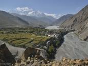 Фото из тура в Непал в 2012 году. И снова мы в Кагбени. Идеальное место для таможни, не правда ли?