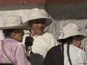 Фото из тура на Тибет в 2008 году. Паломники, Лхаса, Баркхор.