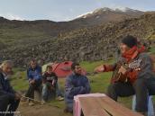 Фото из тура в Турцию в 2012 году. Но у нас также была и мощная культурно-фольклорная программа. Удалось получить уникальные фонограммы и записи стихийных танцев.
